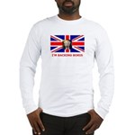 I'M BACKING BORIS Long Sleeve T-Shirt
