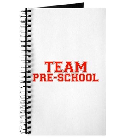 Team Pre-School Journal