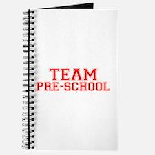 Team Pre-School Journal