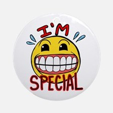 I'm Special!! Ornament (Round)