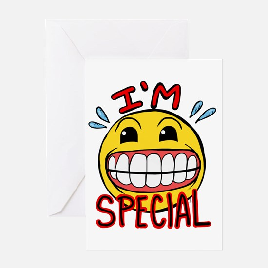 I'm Special!! Greeting Cards