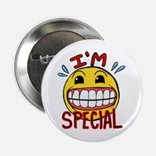"""I'm Special!! 2.25"""" Button"""