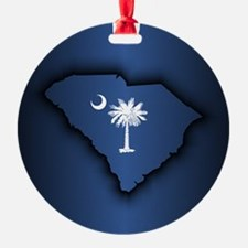 South Carolina (geo) Ornament