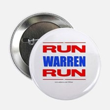 "Run Warren Run RBW 2.25"" Button"
