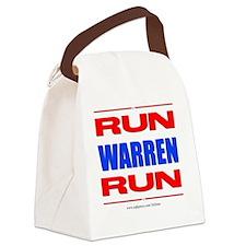Run Warren Run RBW Canvas Lunch Bag