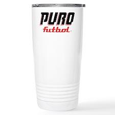 Puro Futbol Travel Mug