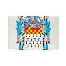 Wilcox Coat of Arms - Family Crest Magnets