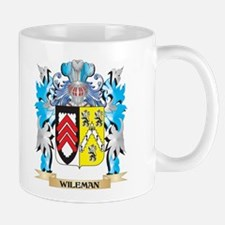 Wileman Coat of Arms - Family Crest Mugs