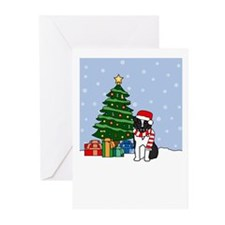 Aussie Howling Holiday Greeting Cards (Pk of 20)