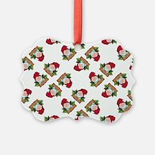 WELCOME GNOME Ornament