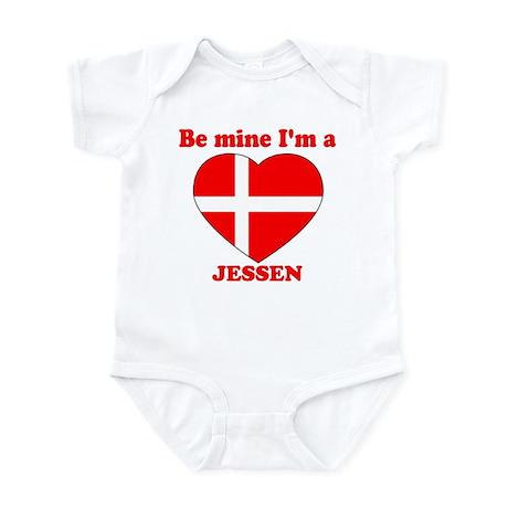 Jessen, Valentine's Day Infant Bodysuit