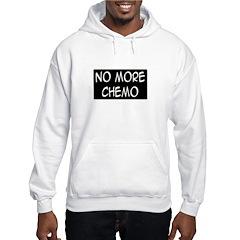 'No More Chemo' Hoodie