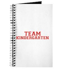 Team Kindergarten Journal