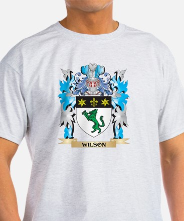 Wilson Coat of Arms - Family Cres T-Shirt