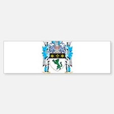 Wilson Coat of Arms - Family Crest Bumper Bumper Bumper Sticker