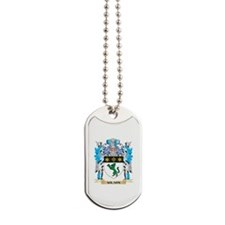 Wilson Coat of Arms - Family Crest Dog Tags
