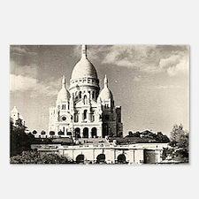 Sacré-Coeur de Montmartre Postcards (Package of 8)