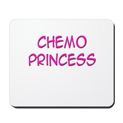 'Chemo Princess' Mousepad