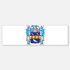 Wimer Coat of Arms - Family Crest Bumper Bumper Bumper Sticker
