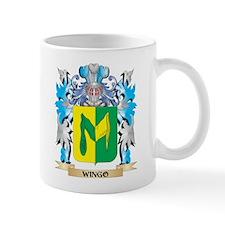 Wingo Coat of Arms - Family Crest Mugs
