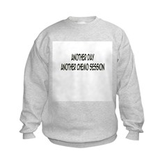 'Another Day, Another Chemo Session' Sweatshirt