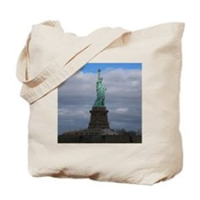 Statue of Liberty NYC Tote Bag