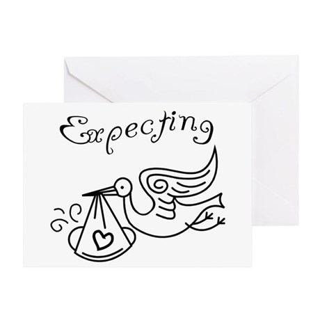 Expecting Greeting Card