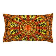 Harmony in Orange Pillow Case