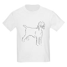 Spinone Italiano Sketch T-Shirt