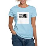 'Cancer:0 My Colon:1' Women's Light T-Shirt