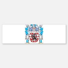 Wolters Coat of Arms - Family Crest Bumper Bumper Bumper Sticker