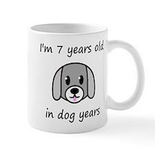 1 dog years 2 Mugs