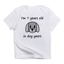 1 dog years 2 Infant T-Shirt