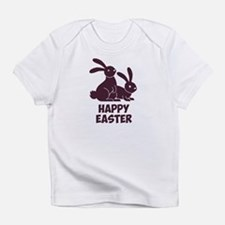 Happy Easter Bunnies Infant T-Shirt