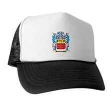 Woodward Coat of Arms - Family Crest Trucker Hat