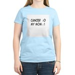 'Cancer:0 My Mom:1' Women's Light T-Shirt