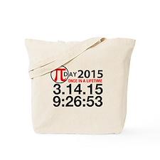 Pi Day 2015 Tote Bag