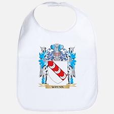 Wrenn Coat of Arms - Family Crest Bib