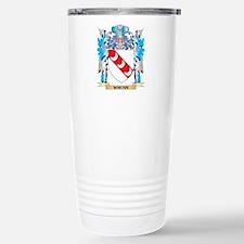 Wrenn Coat of Arms - Fa Travel Mug
