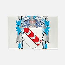 Wrenn Coat of Arms - Family Crest Magnets