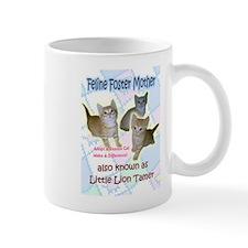 Feline Foster Mom Mug