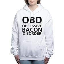 Unique Ocd Women's Hooded Sweatshirt