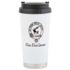 Unique Plaid Travel Mug