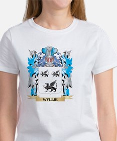 Wyllie Coat of Arms - F T-Shirt