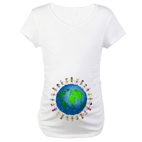 Mother Earth - Maternity T-Shirt