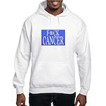 'F*CK CANCER' Hooded Sweatshirt