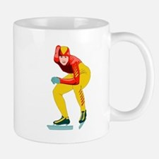 Speed Skater Mugs