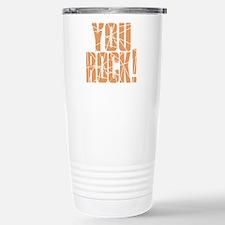You Rock! Travel Mug