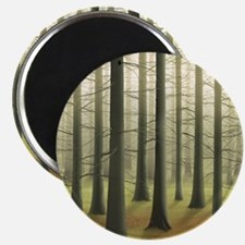 Lost in Woods Magnet