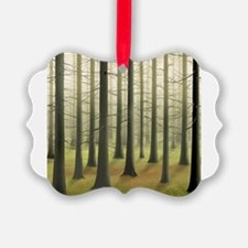 Lost in Woods Ornament